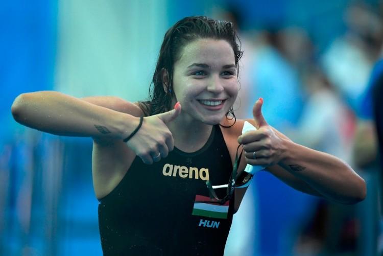 Megkezdődtek az úszóversenyek a vb-n. Dobbanjon a magyar szív!