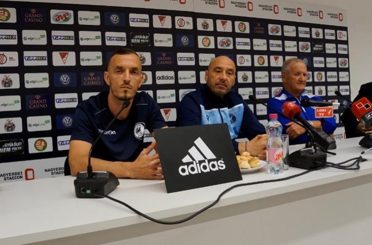 Erős csapattal jöttünk Debrecenbe - így a Kukësi edzője
