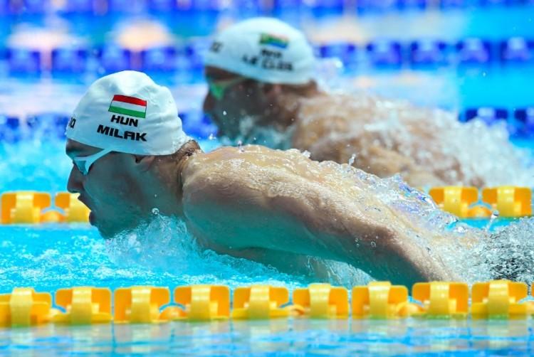 Óriási magyar világcsúcs az úszó-vb-n!
