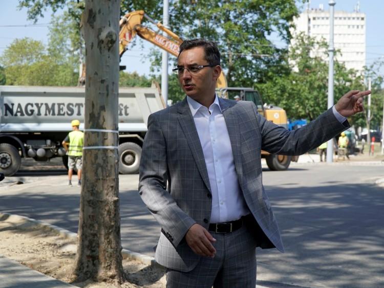 Elindítják a debreceni közlekedés átalakításának újabb hullámát