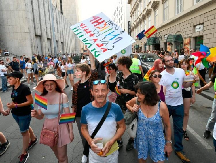 A Budapest Pride vidéki terjeszkedésbe kezd
