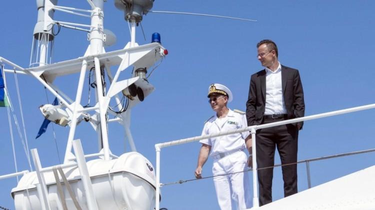 Ezért kell tengeri kikötő Magyarországnak! - Szijjártó érvei