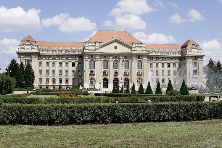 Történelmi pillanat a Debreceni Egyetem életében