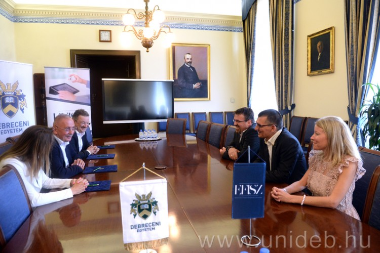 Új fizetési megoldások - partner a Debreceni Egyetem