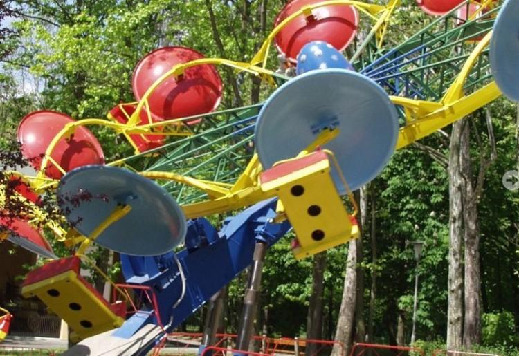 Minden játék korlátlanul használható a Vidámparkban