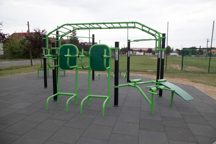 Elkészült a Széna téri sportpark