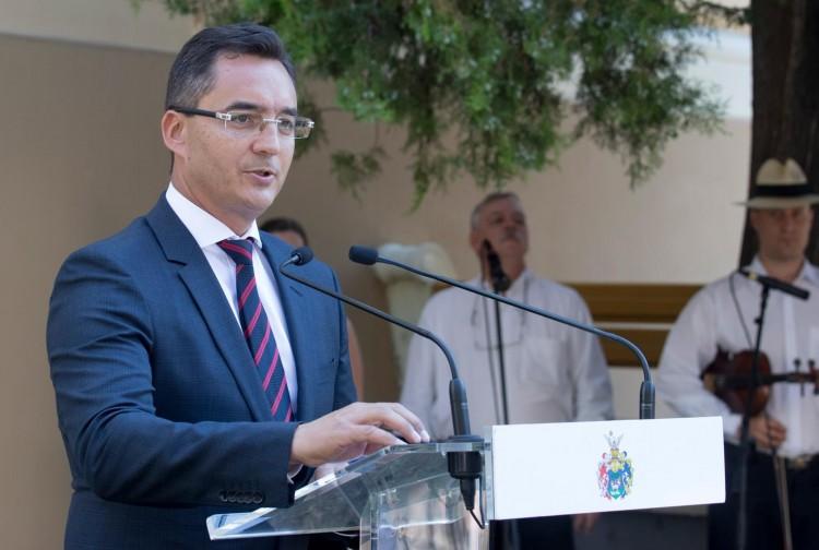 Papp László szerint Szent István ma a Fideszt támogatná