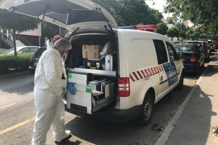 Fegyelmi: nem küldtek rendőrt a későbbi vérengzés helyszínére