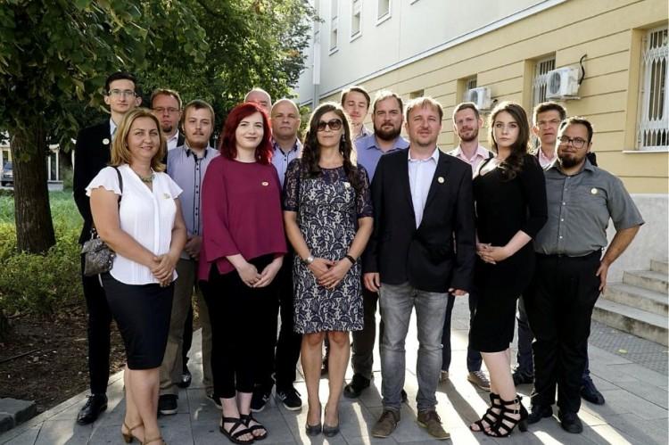 Bemutatkoztak a Jobbik-Momentum-LMP debreceni jelöltjei!