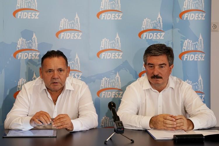 Előkelő helyet kapott a Fidesz-KDNP listáján a polgármesterjelölt