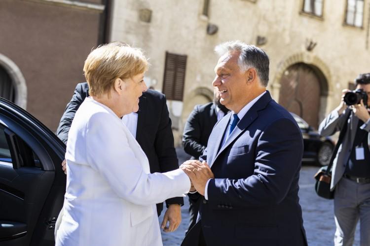 Páneurópai Piknik 30.: szabadságharcosnak tartja magát Orbán