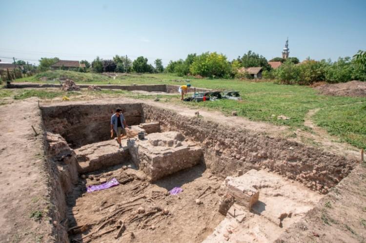 Árpád-házi magyar király sírjára bukkanhattak