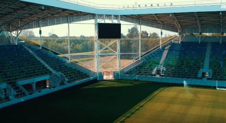 Szeged is stadiont kapott, nagyon szépet