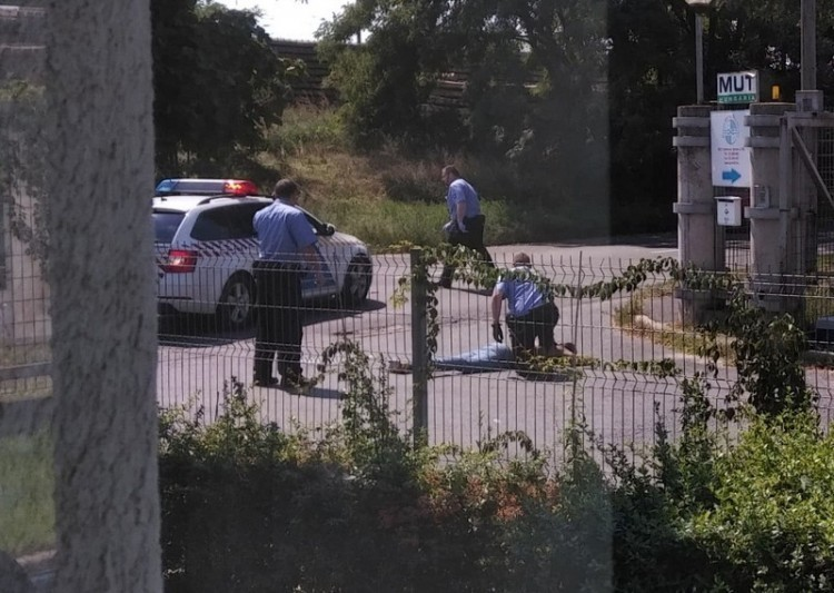 Büntetett előéletű a Debrecenben meglőtt késes támadó