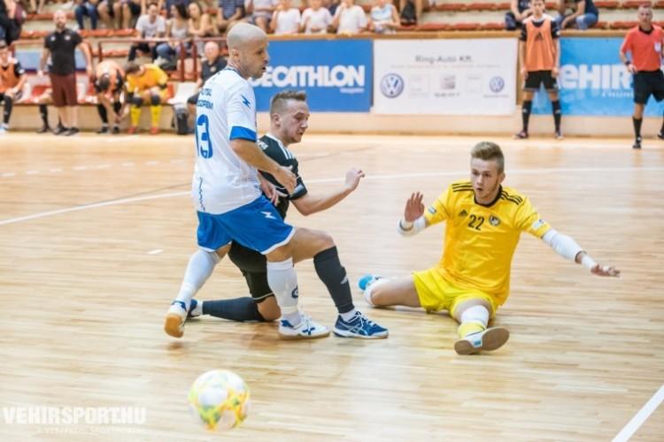 Futsal megyei rangadót rendeznek Debrecenben