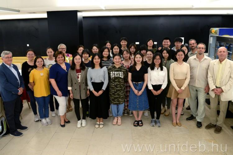 Kínai évnyitót tartottak Debrecenben