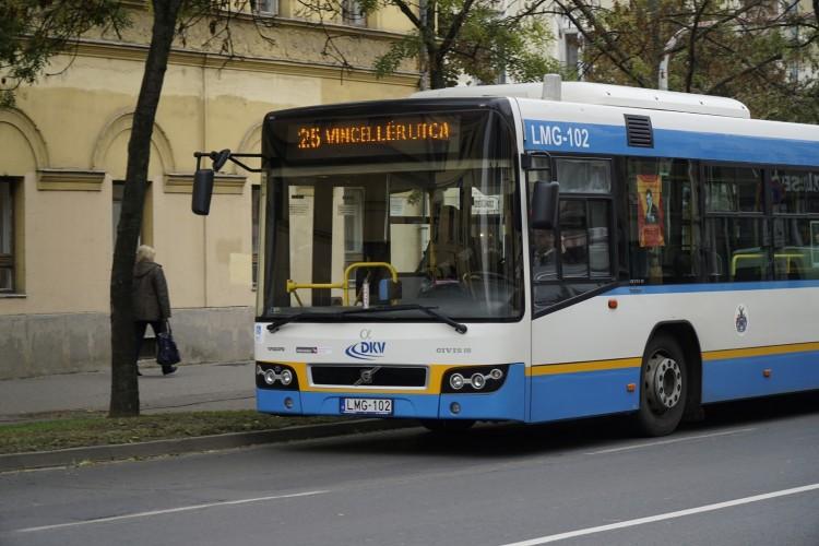 Buszvezetőket keres a DKV