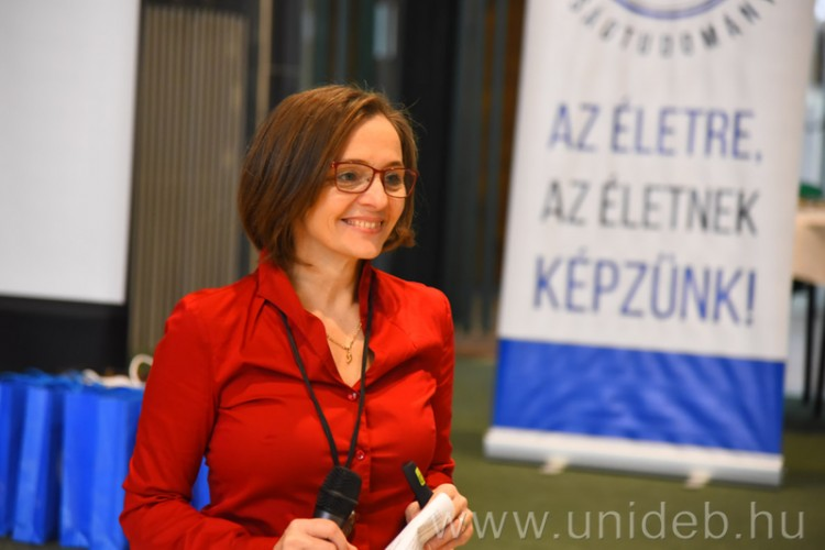 Tíz új professzora van a Debreceni Egyetemnek