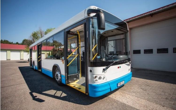 Új busz állt a hajdúböszörményiek szolgálatába