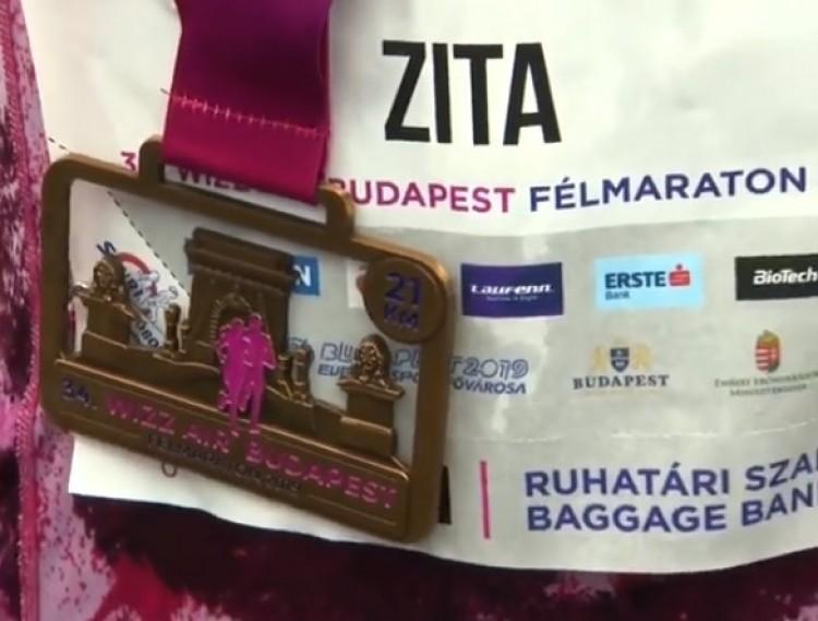 Debreceni siker a Budapest Félmaratonon
