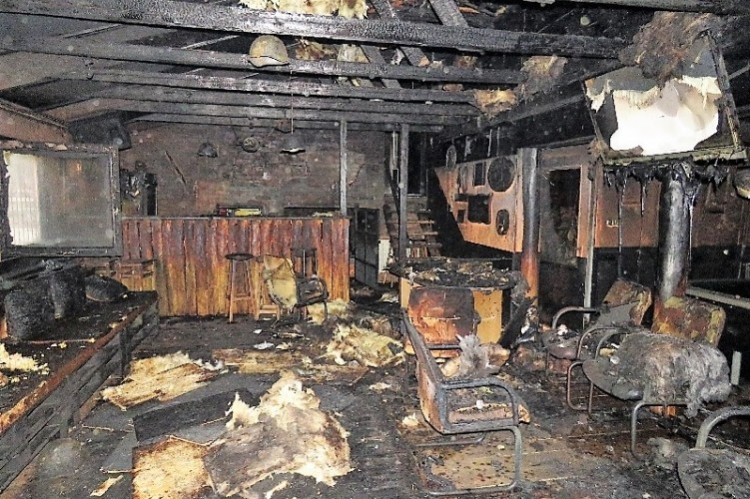 A szomszéd káros szenvedélye miatt égett le a hajdúszoboszlói ház