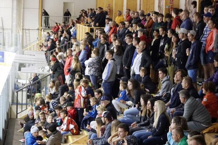 Máris telt ház Debrecenben, és még el sem kezdődött a bajnokság!