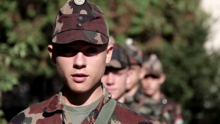 Szép élet a katonaélet? Debrecenben azt mondják, igen!