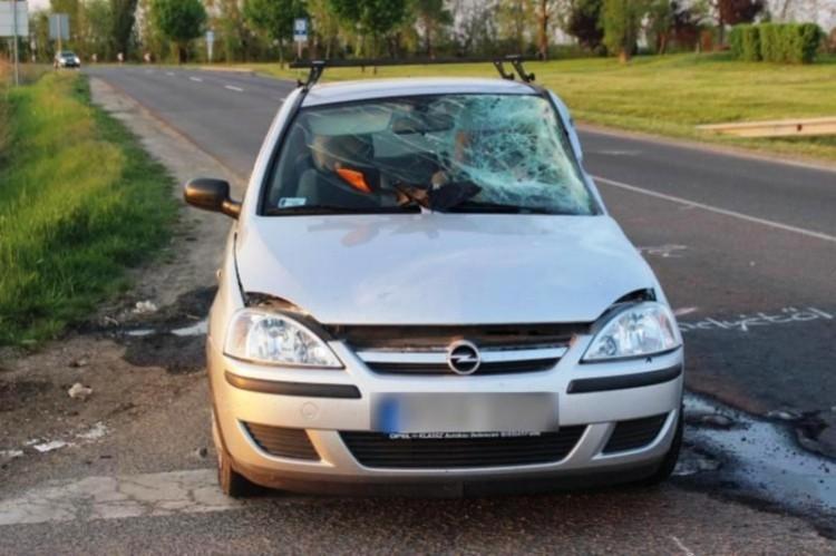 Figyelmetlen, idős sofőr okozta a balesetet Nagymacs közelében