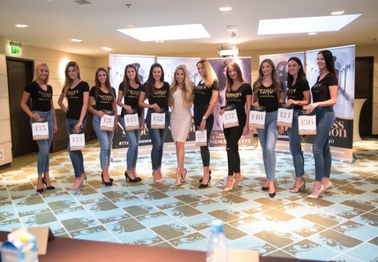 Nemzet Szépe: itt van a 10 legszebb lány!