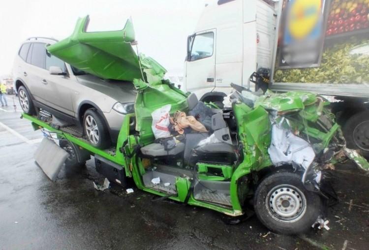 Pénzbüntetést kérnek a 42-esen vétő kamionosra