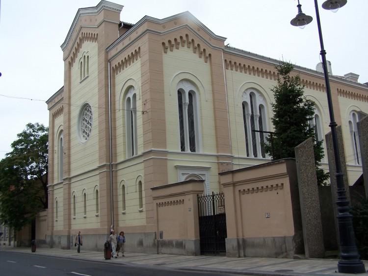 Építkezés kezdődik a miskolci zsinagóga telkén