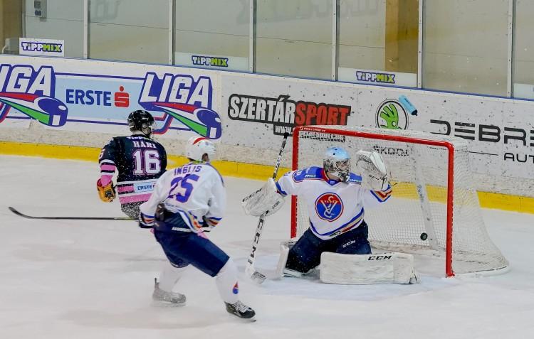 A Vasas nem jelentett akadályt a Debrecennek