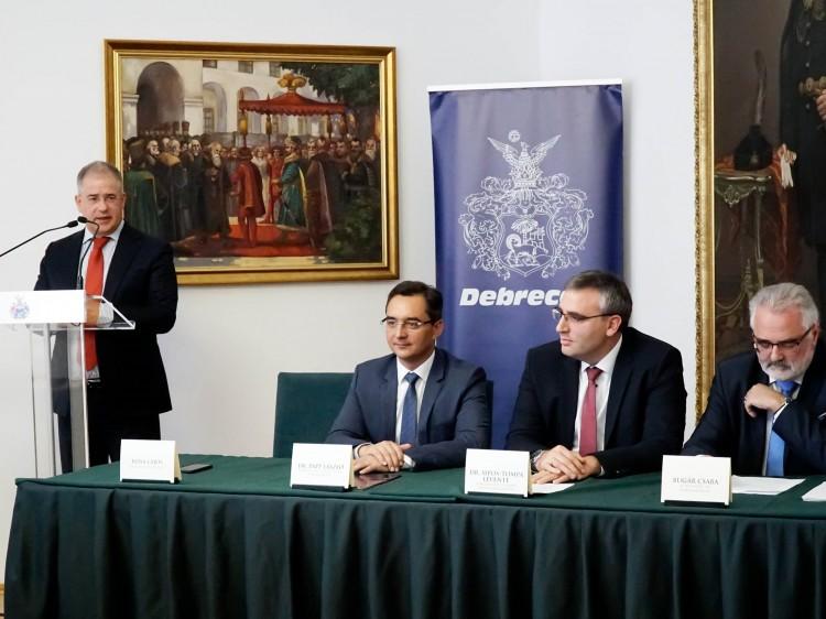 Indul a debreceni gazdaságfejlesztés 2.0