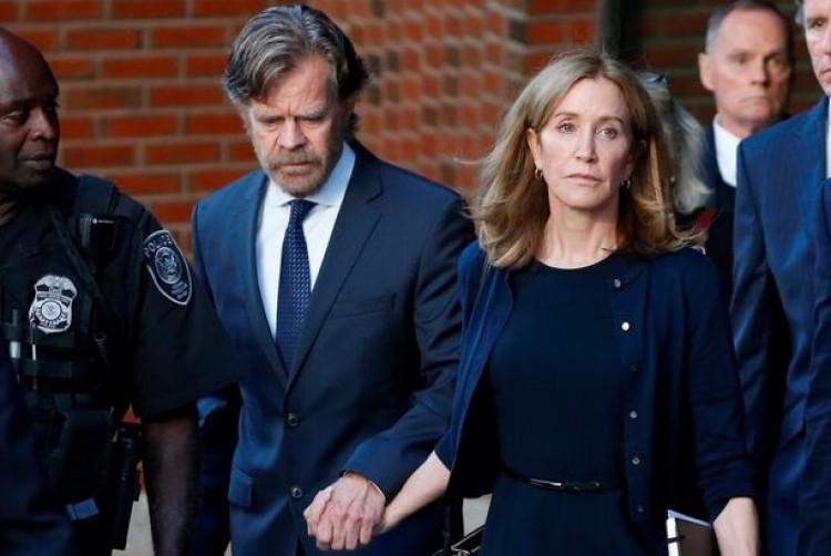 A Született feleségek sztárja megkezdte börtönbüntetését