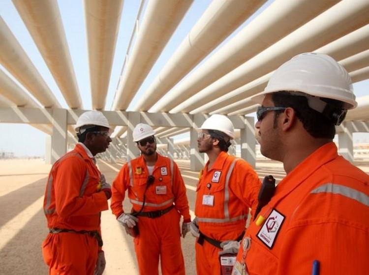 Araboktól érkezhet hazánkba a földgáz