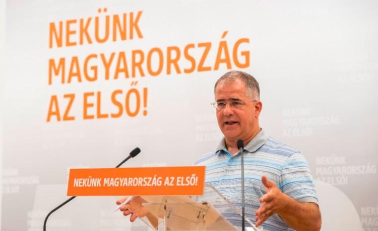 A Fidesz kampányfőnöke értékelt