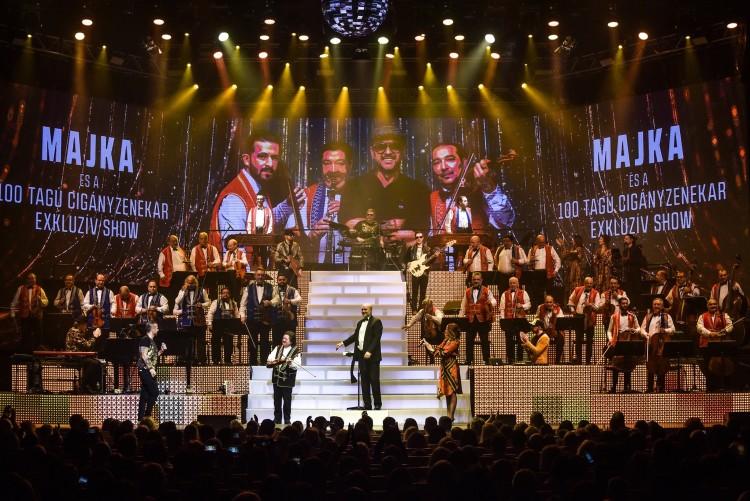 Egy nap két koncertet ad Debrecenben Majka és a 100 Tagú