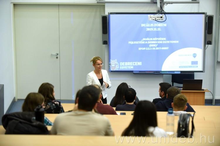 Új mesterszakot indít a Debreceni Egyetem