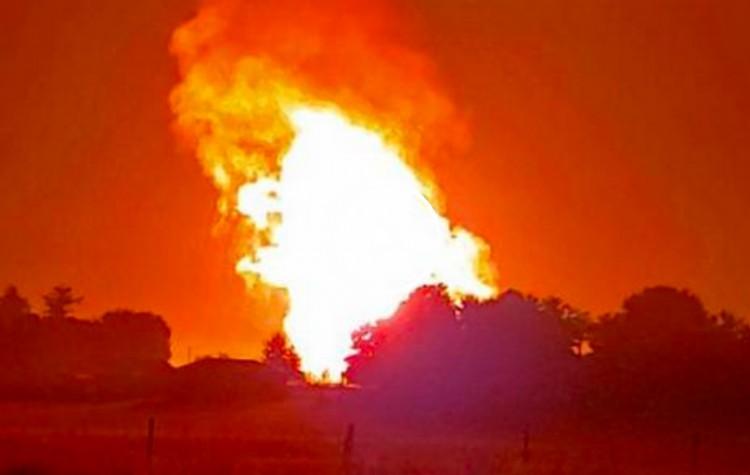 Kiömlő gáz robbant Püspökladányban + FRISSÍTVE