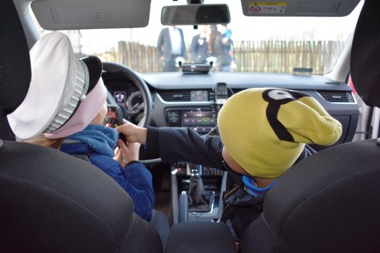 Nyírmártonfalván minden gyermek megtanulta a közlekedési szabályokat
