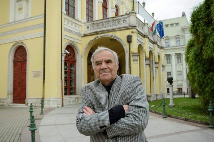 A Nemzet Színészét nem feledik Debrecenben