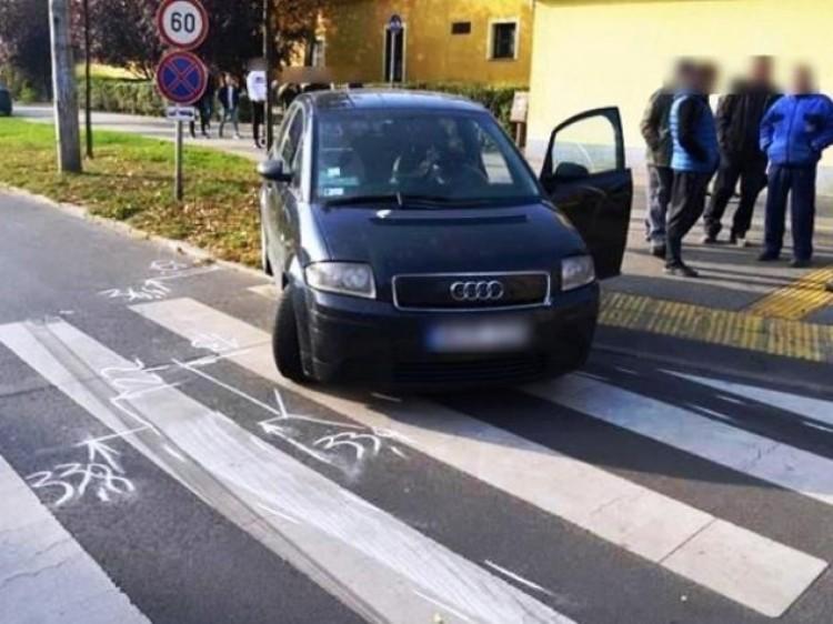 Áthajtott a piroson, balesetet okozott Debrecenben