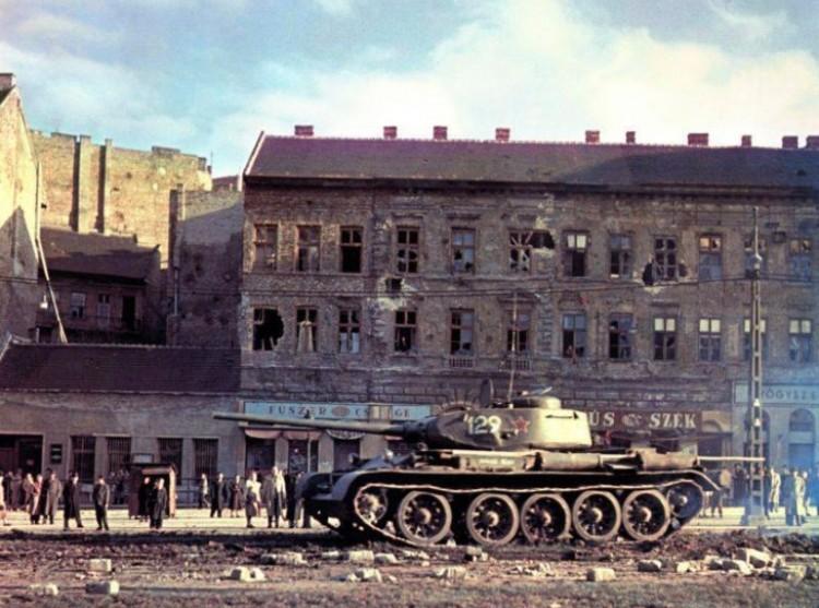 Amikor a nyugati világ magára hagyta Magyarországot