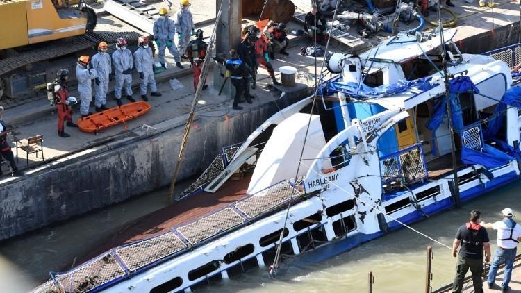 Dunai hajókatasztrófa: kilenc évet kér az ügyészség a Viking Sigyn kapitányára