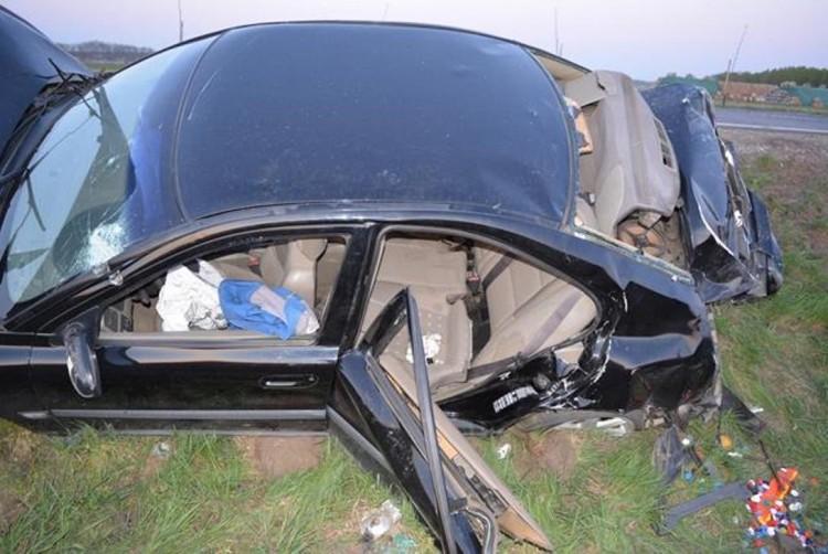 Súlyos balesetet okozott a sárándi gyorshajtó