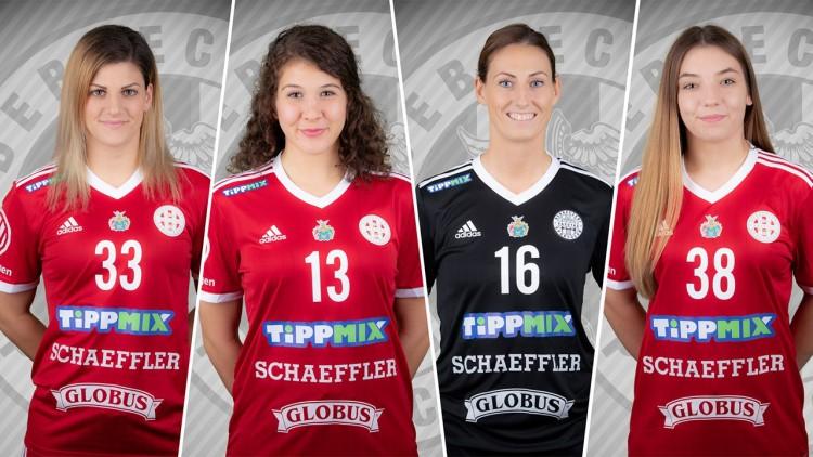 Négy DVSC-játékos utazik a világbajnokságra!