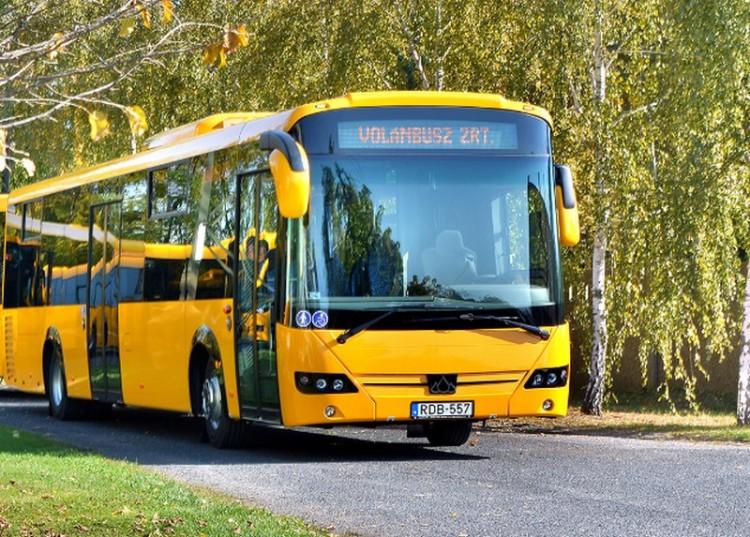Volán: megújul a buszpark Borsodban
