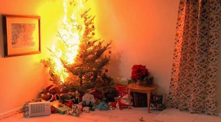 Pár tipp, hogy ne a tűzoltókkal karácsonyozzunk