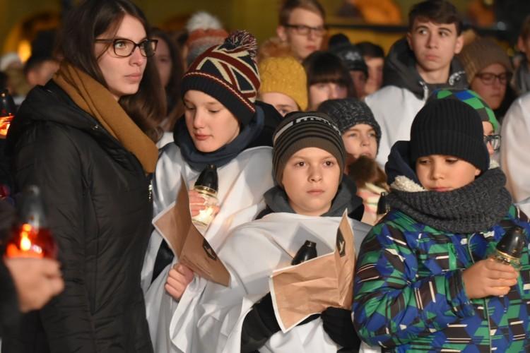 Különleges lelki alkalom volt az adventi gyertyagyújtás Debrecenben + FOTÓK!