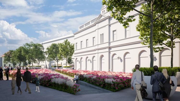 Helyi cég újítja meg Debrecen belvárosi terét